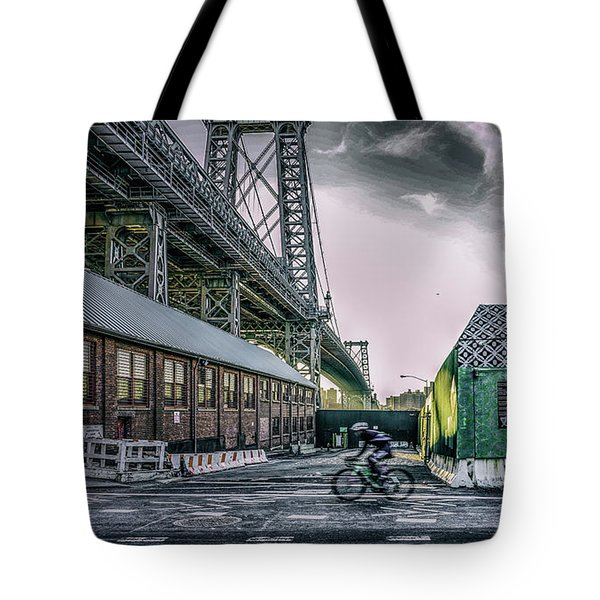 Speed Racer Tote Bag by Jeffrey Friedkin