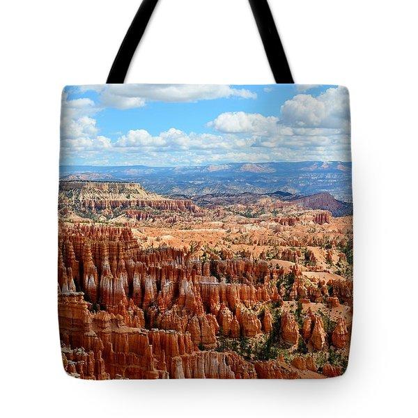 Spellbound - Bryce Canyon National Park, Utah Tote Bag