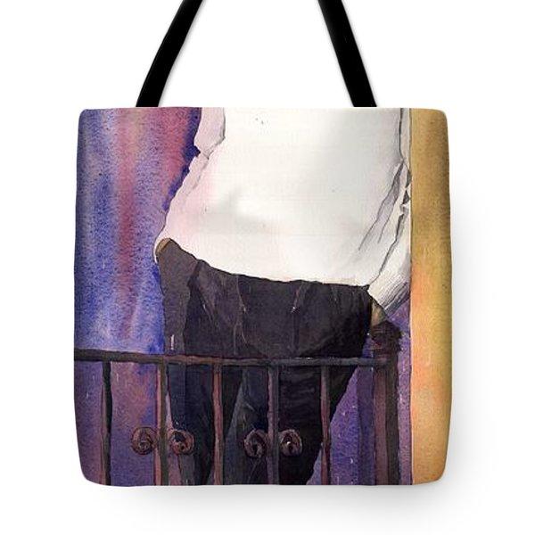Spenser 01 Tote Bag by Yuriy  Shevchuk