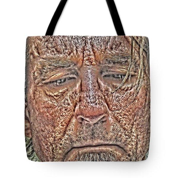 Spent Tote Bag