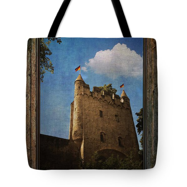 Speyer Castle Tote Bag