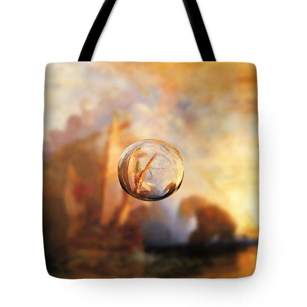 Sphere 11 Turner Tote Bag