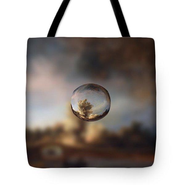 Sphere 13 Rembrandt Tote Bag