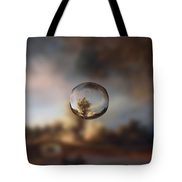 Sphere 13 Rembrandt Tote Bag