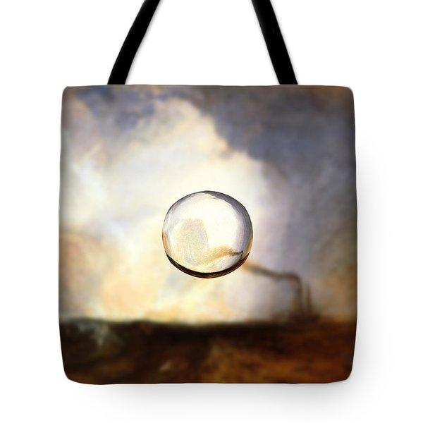 Sphere I Turner Tote Bag