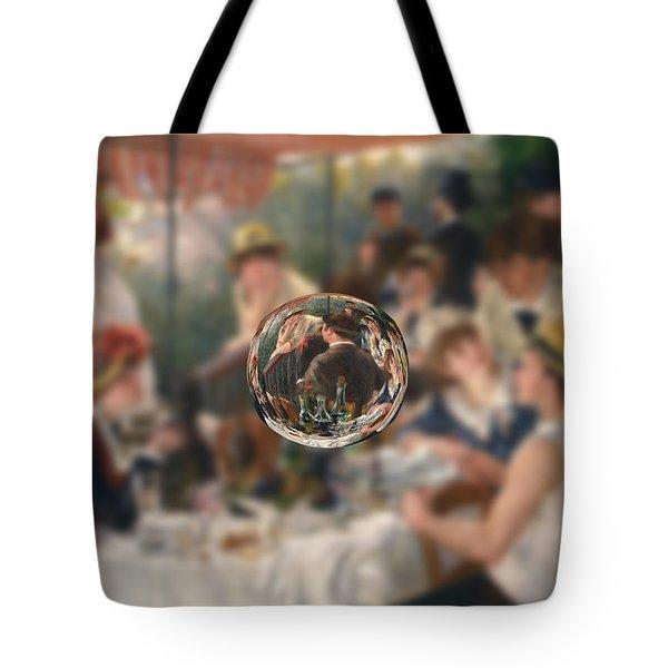 Sphere 4 Renoir Tote Bag
