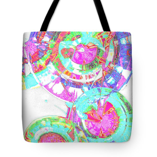 Sphere Series 965.030812vsscinvx3fddfx3 Tote Bag