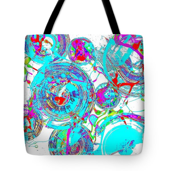 Spheres Series 1511.021413invfddfs-sc-2 Tote Bag