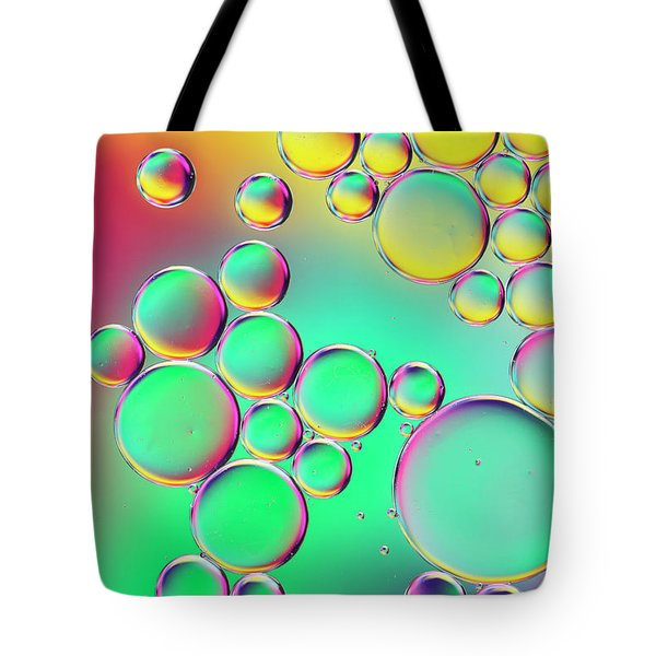 Tote Bag featuring the photograph Spheretastic by Tim Gainey