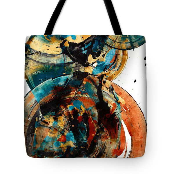 Spherical Joy Series 208.012011 Tote Bag
