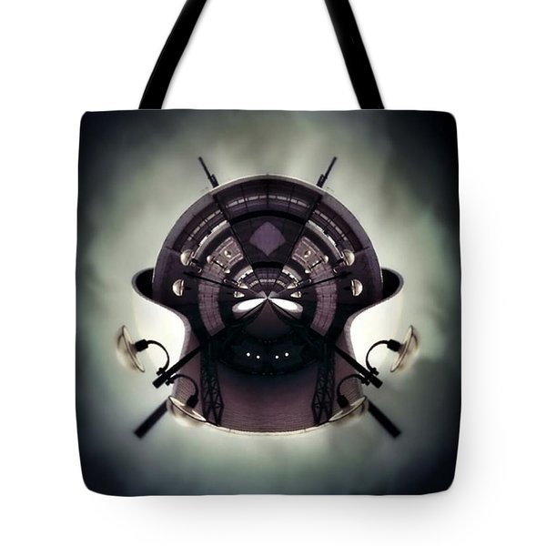 Spherical Tote Bag