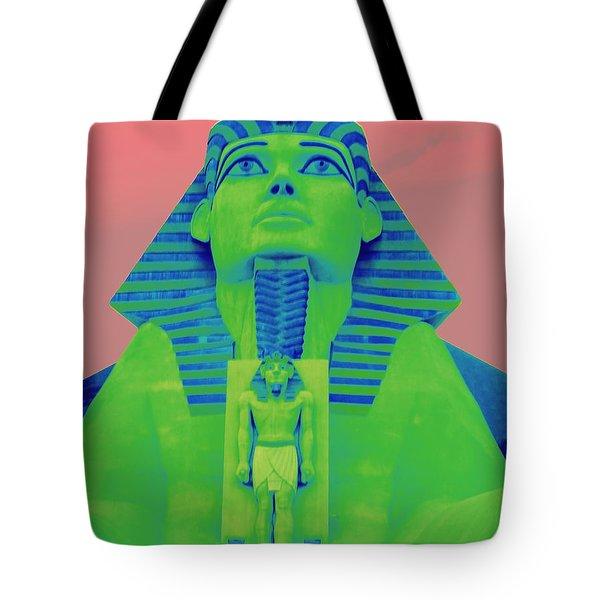 Sphinx At Luxor - 2 Tote Bag
