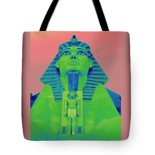 Sphinx At Luxor - 2 Tote Bag