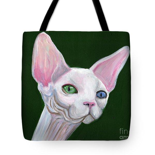 Sphynx2 Tote Bag