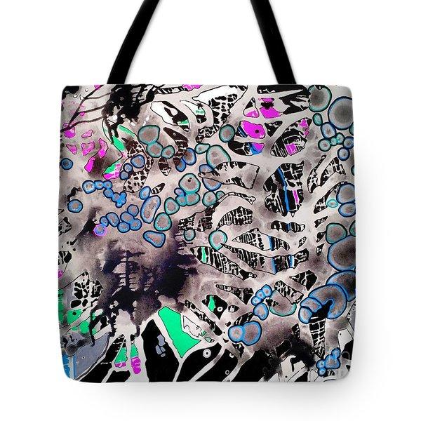 Spider Core Tote Bag