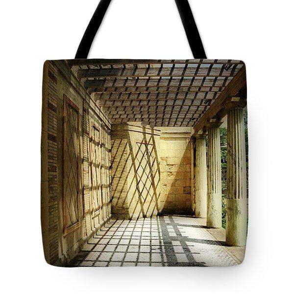 Spider's Den Tote Bag