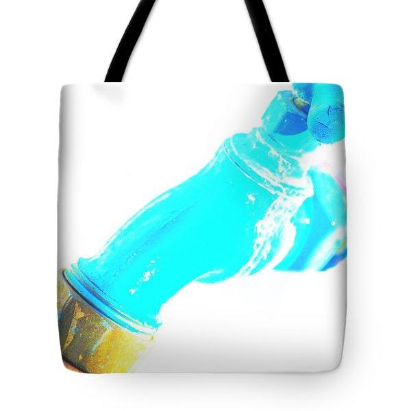 Spigot Tote Bag