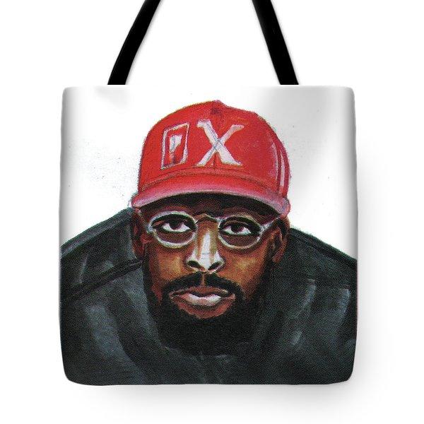 Spike Lee Tote Bag