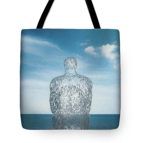 Spillover II Tote Bag