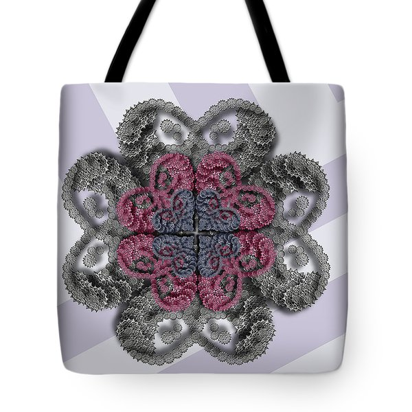 Spin It Tote Bag