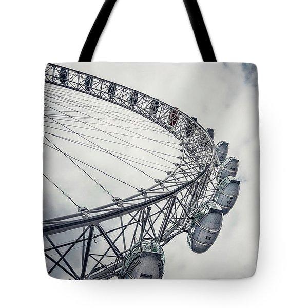 Spin Me Around Tote Bag