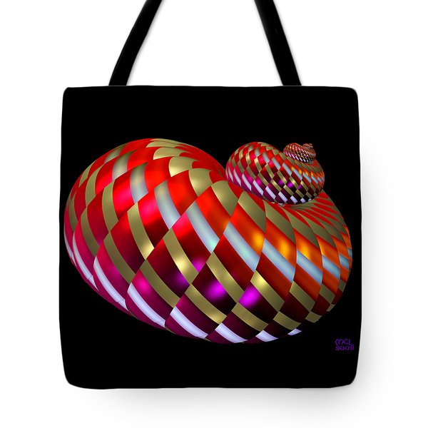Spin-orbit Interaction Tote Bag