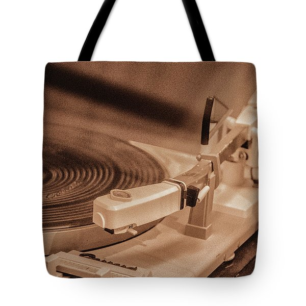 Spin Tote Bag by Pamela Williams