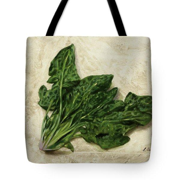 Spinaci Tote Bag
