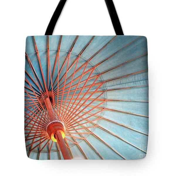 Spindles And Struts Tote Bag