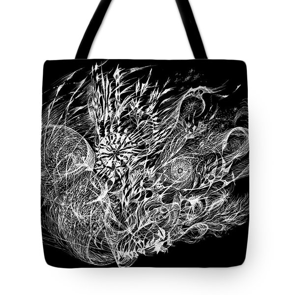 Spindrift Tote Bag by Charles Cater