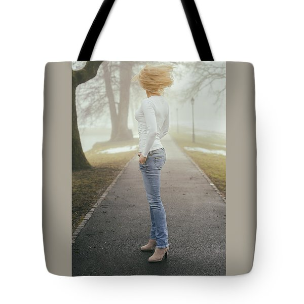 Spinning Tote Bag