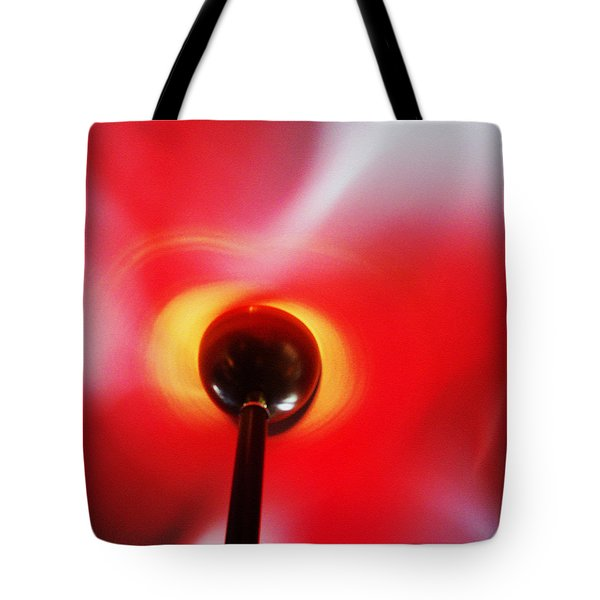 Tote Bag featuring the photograph Spinning by Shawna Rowe