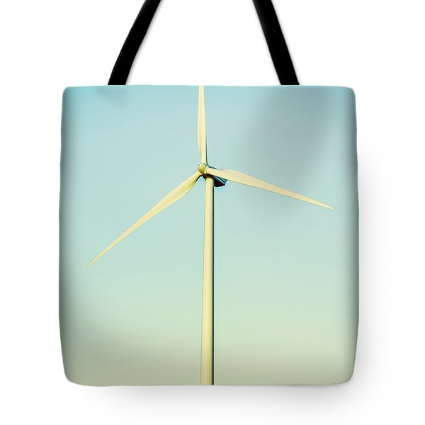 Spinning Sustainability Tote Bag