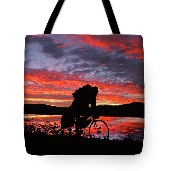 Spinning The Wheels Of Fortune Tote Bag