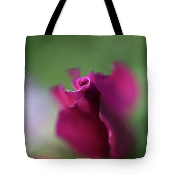 Spinning With Rose 2 Tote Bag