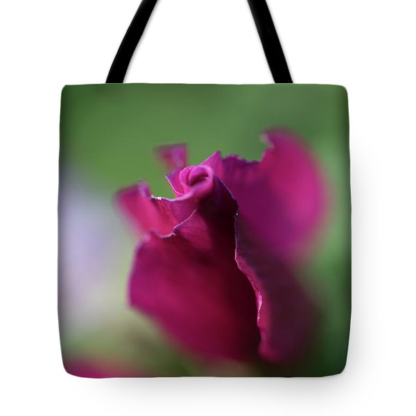 Spinning With Rose Tote Bag