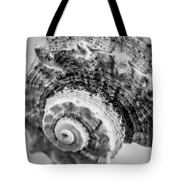 Spiral Crustacean Tote Bag