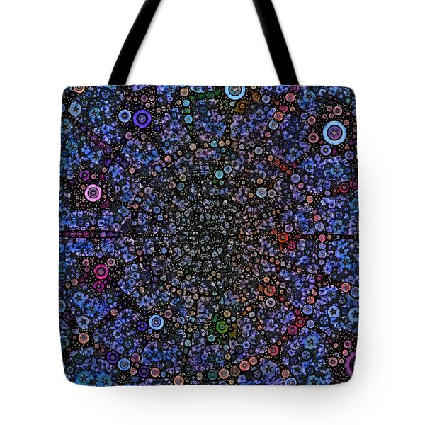 Spiral Gallexy Tote Bag