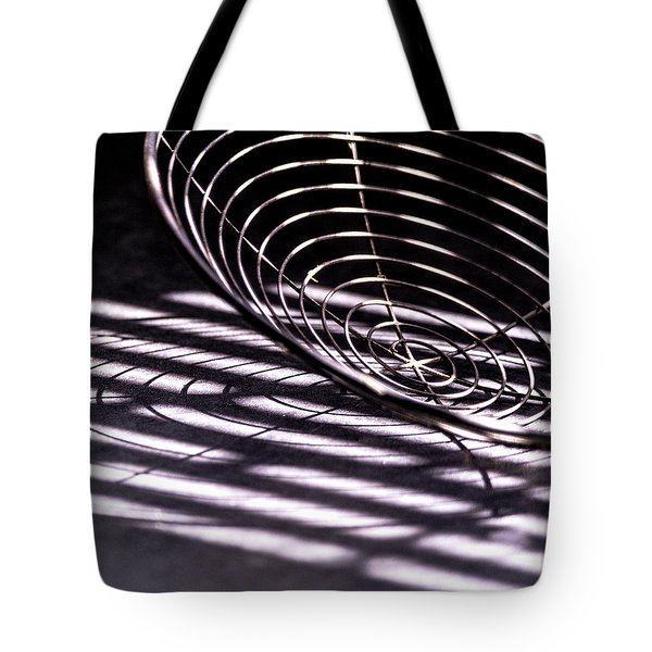 Spiral Shadows Tote Bag