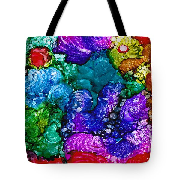 Spiral Shells Tote Bag