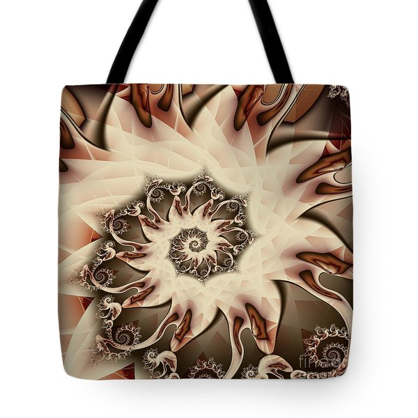 Spiral S'mores Tote Bag