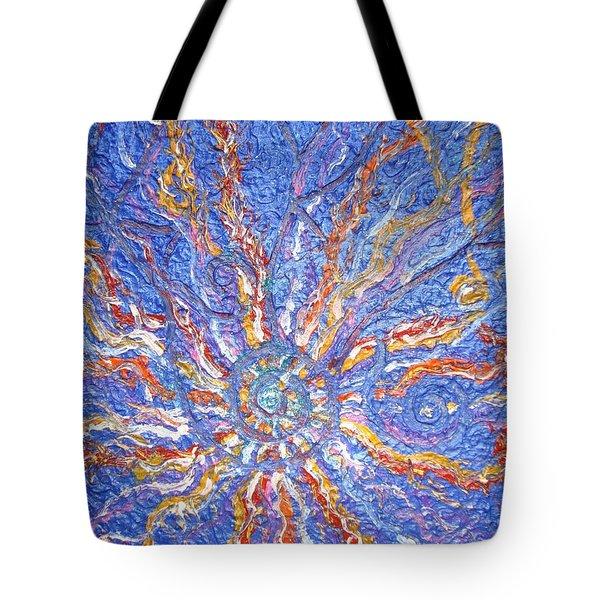 Spirale Money Magnet Tote Bag