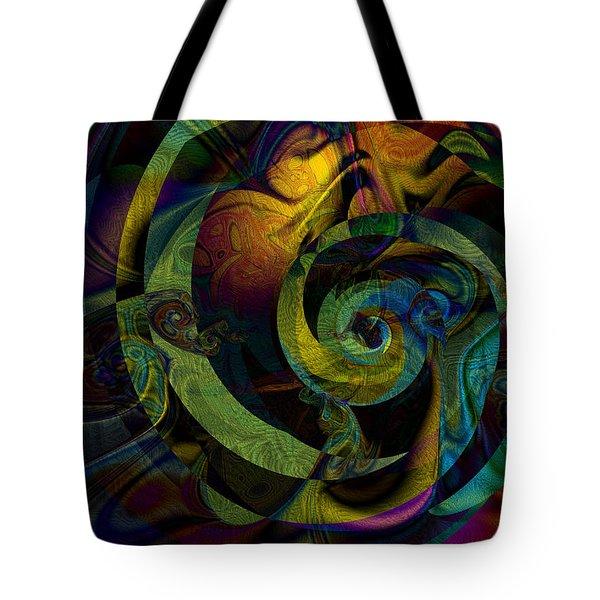 Spiralicious Tote Bag