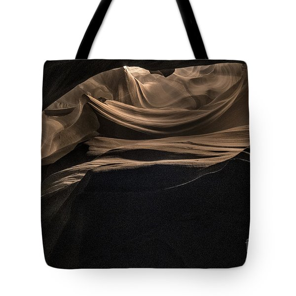 Spiraling Toward The Light Tote Bag