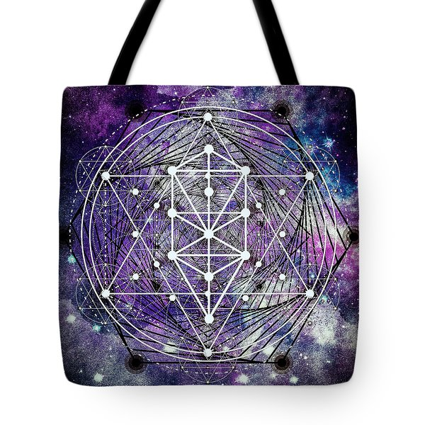 Tote Bag featuring the digital art Spirals by Bee-Bee Deigner