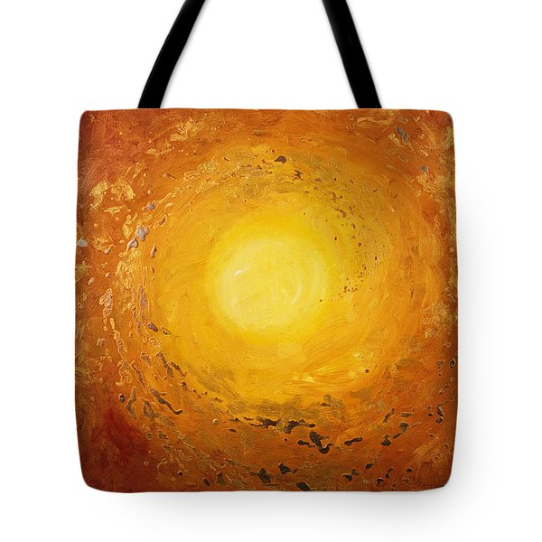 Spiralus Tote Bag by Tara Thelen - Printscapes