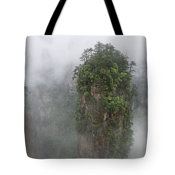 Spire Tote Bag by Wade Aiken