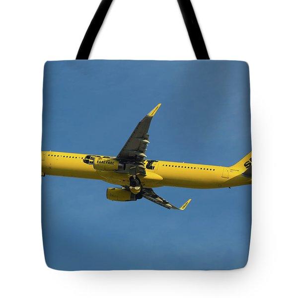 Spirit Air Tote Bag