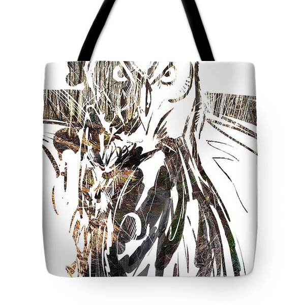 Spirit Animal . Owl Tote Bag
