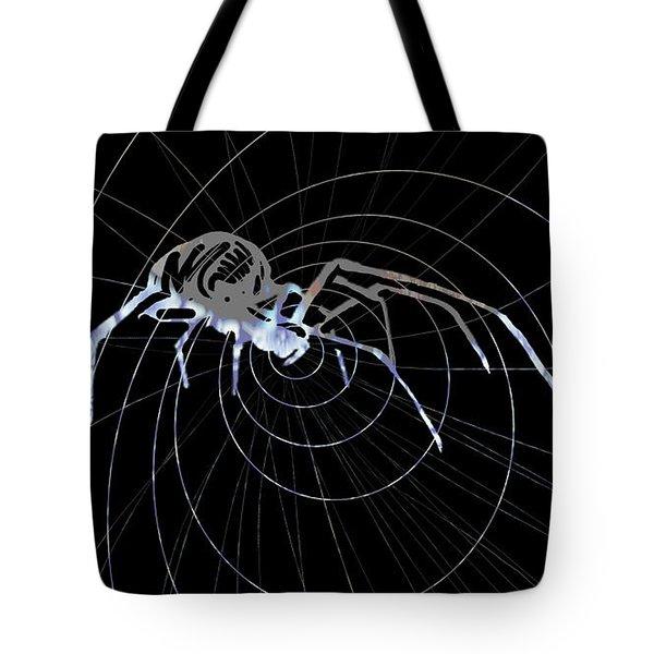 Spirit Animal . Spider Tote Bag